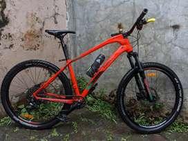 Sepeda MTB THRILL RAVAGE 3 nego tipis