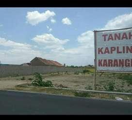 Tanah Karang Lo Pinggir Jalan PU Belakang Stadion Trikoyo Klaten
