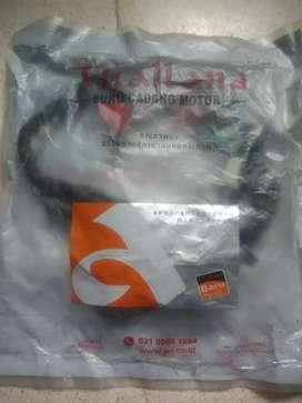 Kabel body supra x 125 injection merk thailand