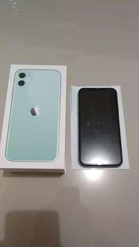 iPhone 11 64gb seperti baru