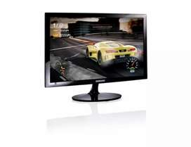 SAMSUNG 24Inch LED LS24D300 2ms Fast Response Time With HDMI Port