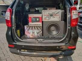 • paket audio mobil + Headunit Piooner Avh G 225 bt