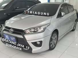 Toyota YARIS TRD Sportivo 2014 Automatic Siap Pakai Siap KREDIT