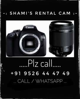 DSLR for low rent