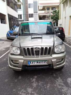 Mahindra Scorpio 2002-2013 VLX, 2009, Diesel