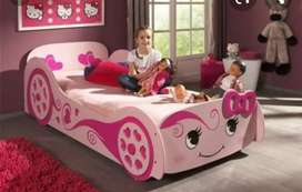 Beautiful designs car beds for kid's