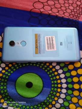 Redmi5, 3GB and 32GB SMARTPHONE