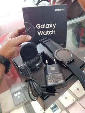 Galaxy watch 42mm fullset mulus