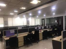 commercial office on carpet area is 650sqft.and very good locality.