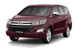 this is new innova crysta at lowest down payment2424