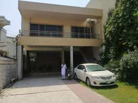 1 kanal dual story commercial building available for rent