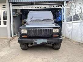 Taft GT Thn 1993 4x4 Pakaian Sendiri