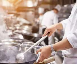 Female cook needed for New Hotel.