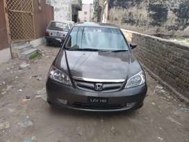 Family Used Honda Civic