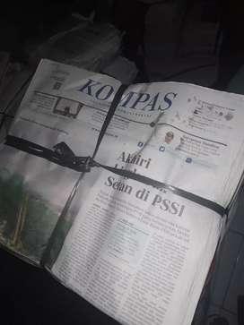 Spesial kompas koran bekas perKg