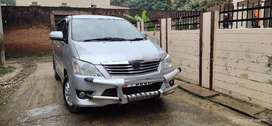 Toyota Innova 2.5 VX 7 STR BS-IV, 2013, Diesel