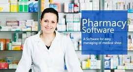 Urgent Requirement for pharmacist for chemist shop in Delhi