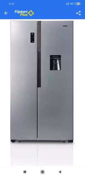 Marq side by side fridge
