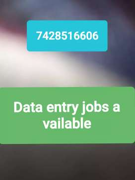 Offering jobs data entry work at your home