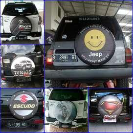 Sarung cover ban Rush Terios Taruna CR-V Touring Taft GT Ecosport Kuda