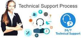 Urgent Hiring for Technical Support(Voice Process) - 97I8999280