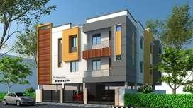2 bhk apartment  Pozhichalur Near Bsnl office  budget 28 Lakhs onwards