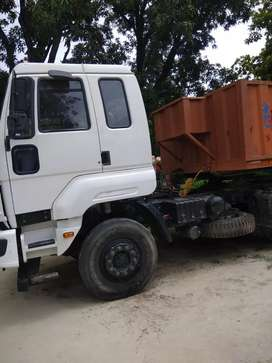 Ashok Leyland 18 tyre traller U-4019 TT BSIV
