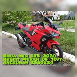 Ninja New LED Pembelian Febuari 2020 Km3Rban