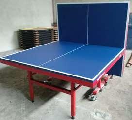 Tennis meja pingpong lipat siap kirim