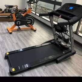 treadmill elektrik aires i8 ireborn N946 electric sepeda statis fitnes