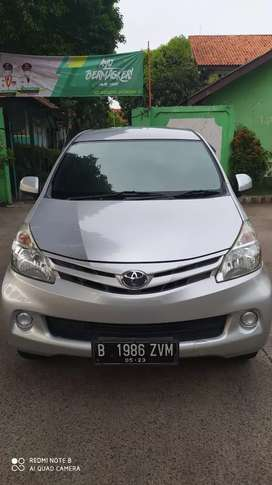 Toyota Allnew Avanza E 1.3 / 2014 Orisinil Manual AC Double Siap Pakai
