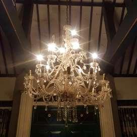 DIJUAL LAMPU CRYSTAL