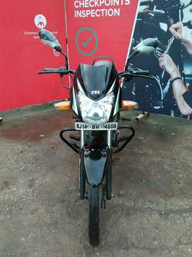 Good Condition TVS Sport Cvti with Warranty |  4608 Jaipur