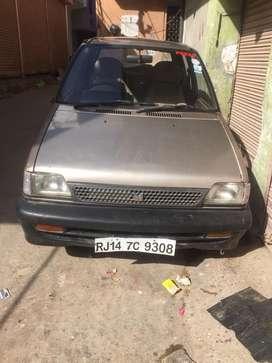 Maruti 800, good condition
