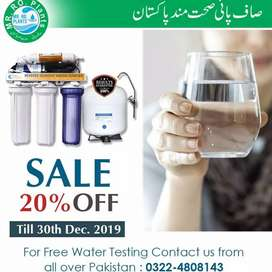 Water Ro filter for home use