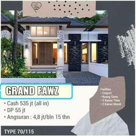 Rumah Mewah Dp Murah di Pusat Kota Bandar Lampung