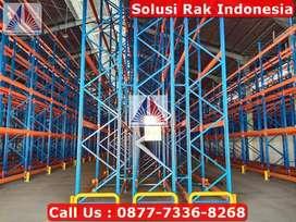 Solusi RAK GUDANG SHELVING Mezzanine DACHANG Harga Pabrik