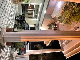 One kanal corner house with basement available for sale