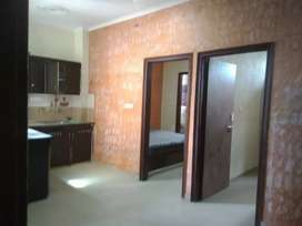 2 BHK NEWLY INDEPENDENT FLAT IS AVAILABLE WITH BED