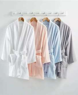 Bathrobes...1500 with delivery
