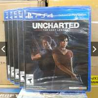(NEW) Uncharted The Lost Legacy kaset BD PS4 >>Ready Gojek