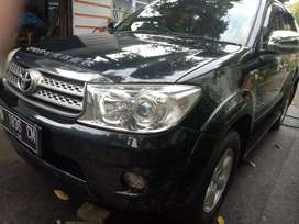 Fortuner 2.7G Automatic Bensin 2010