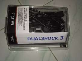 stik ps 3 ori mulus + kabel mini usb (charge)