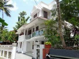 Newly builded unused 2 stored house sale at edapazhinji.