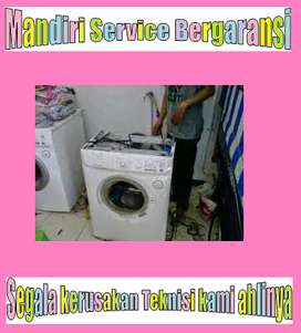Andalannya Servis Mesin cuci front loading ,kompor kulkas isi freon