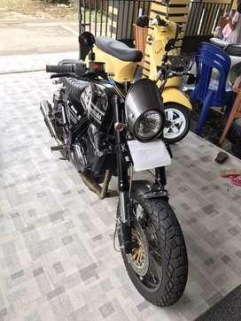 Japstyle, mesin ninja 250cc