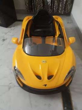 Battery operated car for kids