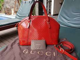 Tas Gucci Original 100 % Authentic