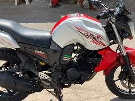 Yamaha fzs single owner