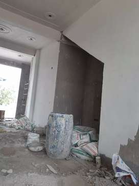 All type of paint,putty, pop,false ceiling,tile and full construction